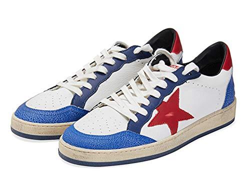 Zapatillas de deporte de mujer antideslizantes y acogedoras zapatos casuales, color, talla 37.5 EU