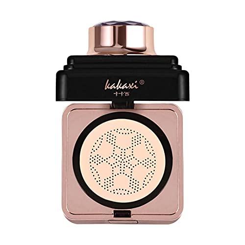 BB Crema Correctora De Base Cojín De Aire De Hongo Para Maquillaje Desnudo Corrector Hidratante Iluminador Duradero Anti-Imperfecciones 15G