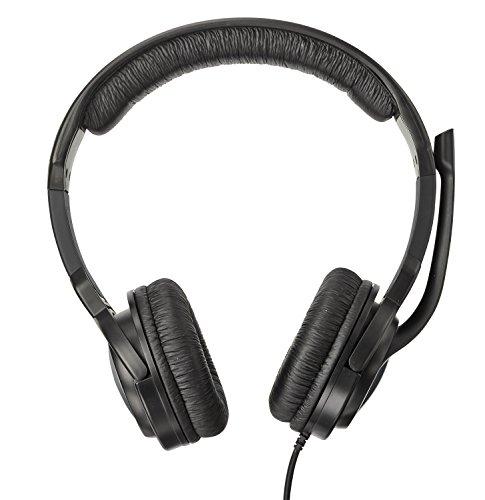 Trust GXT 249 Gaming Headset und Maus Set schwarz