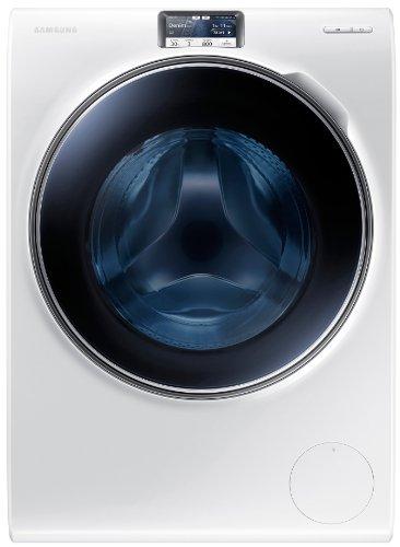 Samsung WW10H9400EW - Lavadora (Independiente, Carga frontal, Blanco, Botones, Tocar, Izquierda, LCD)