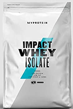 Myprotein 11 lbs Impact Whey Isolate (various flavors)