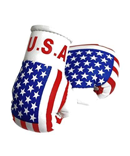 armardi b Guantes de boxeo pequeños Estados Unidos.