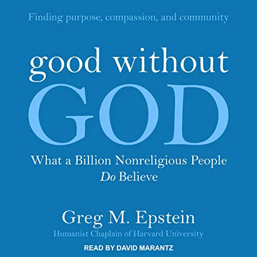 Good Without God audiobook cover art