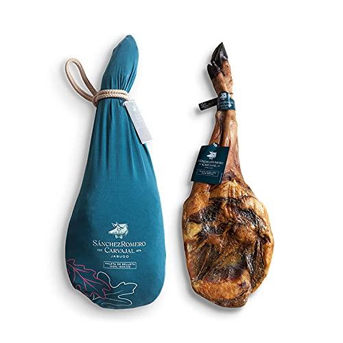 Paleta de Bellota 100% Iberica - Pieza de 4-4.5 kg - Elaborado en Jabugo - Sanchez Romero Carvajal