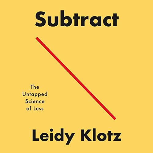 Subtract cover art