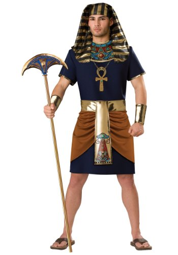 Egyptian Pharaoh Fancy Dress Costume Small