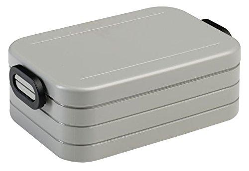 Rosti Mepal Lunchbox, Tab Midi, Silber