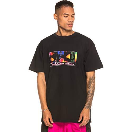 GRIMEY Camiseta Modern Conqueror tee FW19 Black-XXL