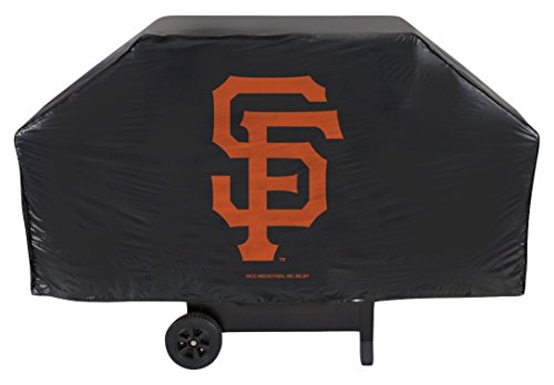Rico MLB San Francisco Giants Grill Cover, Large, Orange