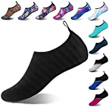 Water Shoes for Womens and Mens Summer Barefoot Shoes Quick Dry Aqua Socks for Beach Swim Yoga...