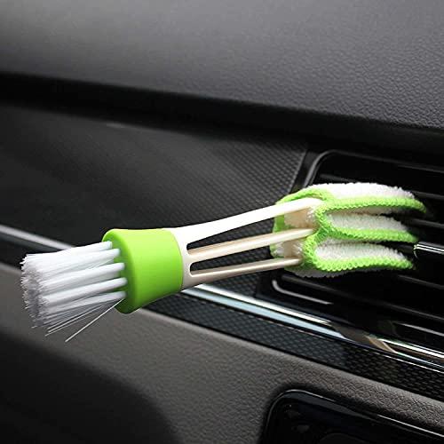 VNASKH Herramientas de reparación de automóviles Lavadora de automóviles Cepillo de limpieza de automóviles de microfibra PARA Renault Wheel Clio Megane Laguna Scenic Tw