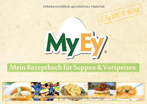 Mein Rezeptbuch - eifrei Kochen & Backen