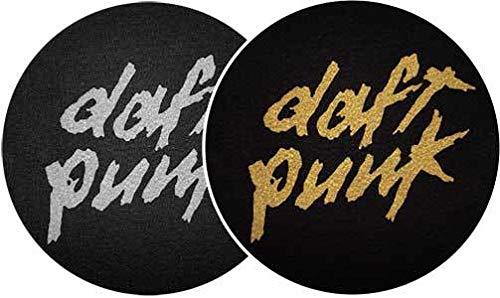 slipmat-Factory Daft Punk Slipmat, 2 Stück