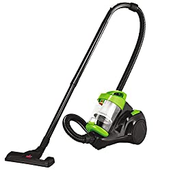 Bissell Zing Canister Green Bagless Vacuum