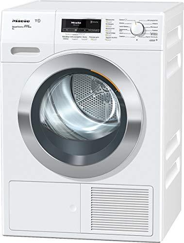 Miele TKR850 WP SFinish&Eco XL Libera installazione Carica frontale 9kg A+++ Bianco