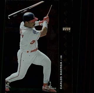 1994 SP #96 Carlos Baerga MLB Baseball Trading Card