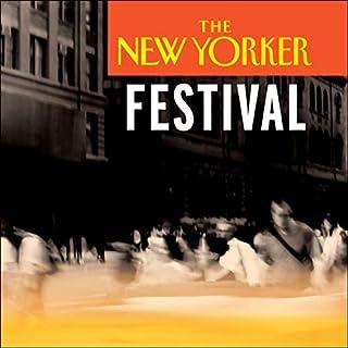 Couverture de The New Yorker Festival - Nicole Krauss and Ian McEwan