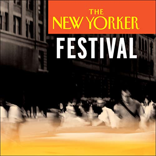The New Yorker Festival - Master Class in the Graphic Novel audiobook cover art