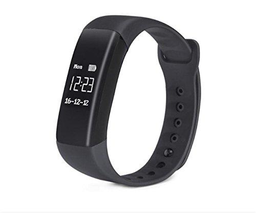 Gzcrdz x9cardiofrequenzimetro impermeabile Bluetooth Smart Wristband braccialetto intelligente Blood fitness tracker Smart Band per Android iOS