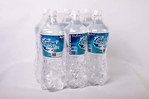 Agua de mar Isotónica - 6 Unid./Caja - Aqua de Mar - Para beber