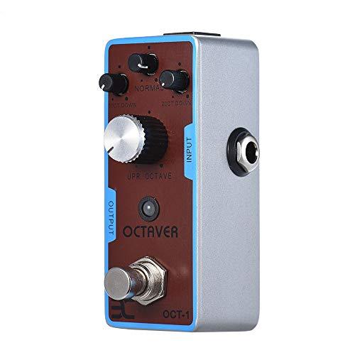 Doolland EX OCT-1 OCTAVE Mini Octave Guitar Effect Pedal True Bypass Full Metal Shell