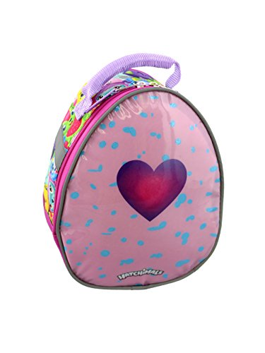 Hatchimals Girls Soft Lunch Box (One Size, Pink/Multi)