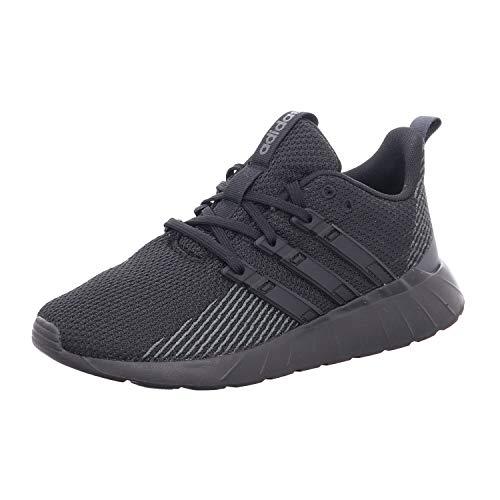 Adidas Questar Flow K, Zapatillas de Deporte Unisex niño, Multicolor (Negbás/Negbás/Grisei 000), 28.5 EU
