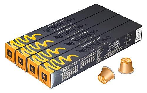 Nespresso Barista Creations Creme Brulee 10 Kapseln