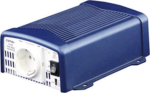 Convertisseur 12v 220v 350 W PUR SINUS de COTEK  La Rolls-Royce des convertisseurs  Idéal pour...