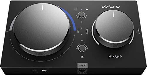 アストロゲーミング ミックスアンププロTR ASTRO Gaming MixAmp Pro TR with Dolby Audio for PS4, PC, Mac [並行輸入品]