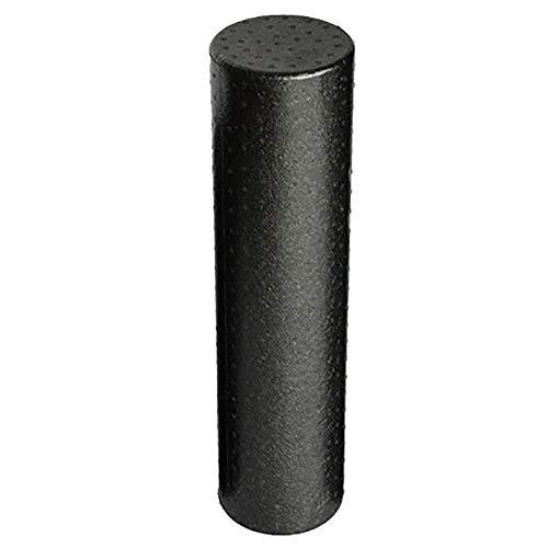 XMSIA Rodillo de Espuma de Yoga Eje del Balance del Eje de la Espuma de la Columna de Yoga Adecuado para el hogar 60 cm / 90 cm Material EPP Negro Punto de Activación para Relajarse