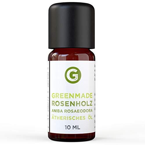 Olio di Legno di rosa–, Olio Essenziale al 100% (10ml) von greenstyle