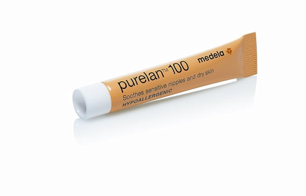 スラック首謀者自分Medela メデラ 乳頭保護クリーム ピュアレーン100 7g 天然ラノリン 100% (008.0018)