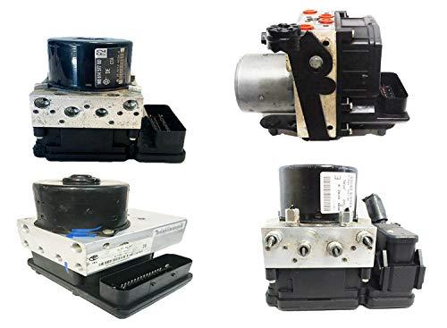 GENUINE 1998 1999 2000 2001 2002 2003 Jaguar XJ8 XK8 XKR Vanden Plas ABS pump Control Module LNC2210BD