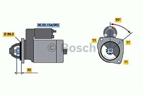 Bosch 1108158 Anlasser