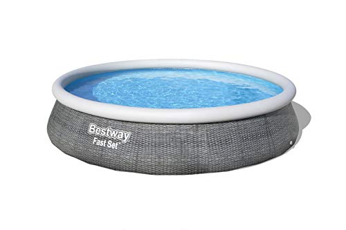 Bestway Fast Ground Pool Set Rattan Only $119.99 Shipped