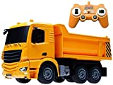 Vollfunktions-Fernbedienung Bau Auto 2.4Ghz Interessante Simulation RC Engineering Truck RC Dump...