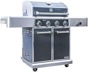 Kenmore Elite PG-40415S0LC Stainless Steel 4 Burner Grill