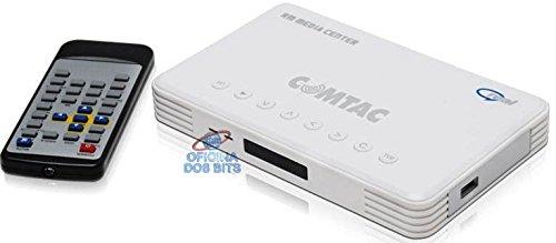 Digital Media Center Comtac 9127 - Reproduz filmes, fotos, músicas na TV