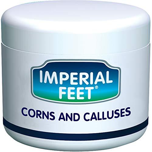 Ultra Fuerte Crema Durezas y Callos pies | Para Pieles Secas y Duras | Tratamiento removedor de Callos y Callosidades | Extra grande 75ML