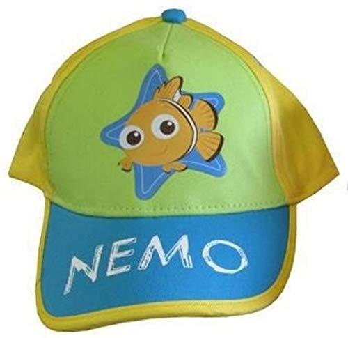 Disney Baseball Cap Nemo gelb grün blau Größe 46/50