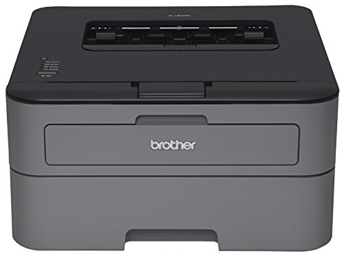 Brother Printer EHLL2320D Compact Laser Printer With Duplex Printing (Renewed)