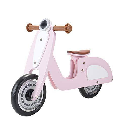 Bandits & Angels Holz Laufrad - Italian Rider Rosa