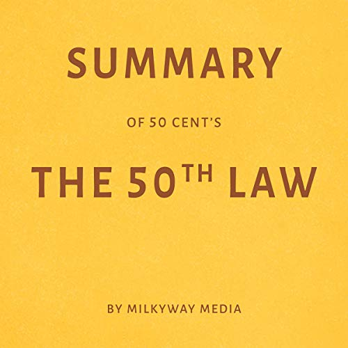 Summary of 50 Cent's The 50th Law by Milkyway Media Titelbild