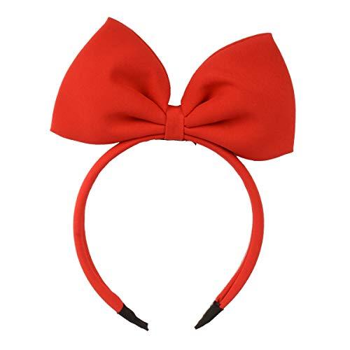 Hoshin Haarband mit Schleife, Kopfschmuck für Frauen und Mädchen, perfektes Haarzubehör für Party und Cosplay