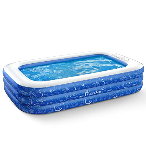PERLECARE Inflatable Swimming Pool for Kids Only $21.24 (Retail $49.99)