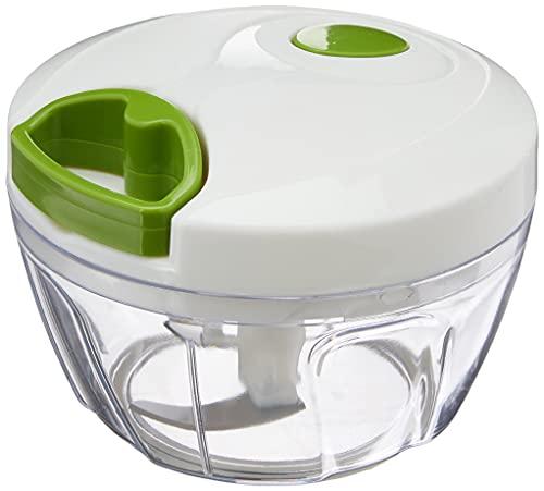Triturador Cortador Alho Cebola Processador Alimentos Manual