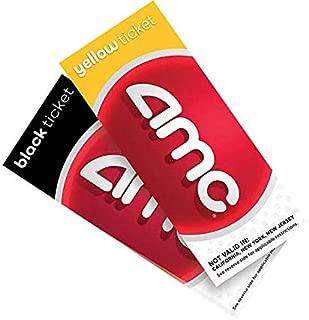 10 AMC Movie Theatre Tickets