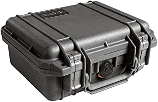 Ambient Weather 1200-BLACK 1200 Small Case by Pelican for SkyScan P5 / P5-2 Lightning Detector