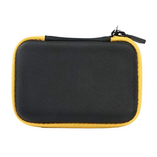 co2CREA Hart case Tasche für Western Digital WD My Passport Go Portable 500GB /1TB /2TB SSD Festplatte (Case Only)
